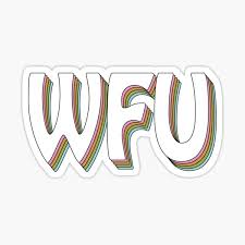 Wake Forest Stickers Redbubble