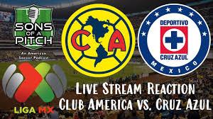Club America vs Cruz Azul Live Stream ...