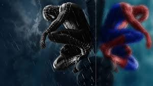 black suit spiderman wallpapers group 74