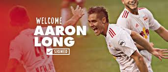 New York Red Bulls Sign Aaron Long to an MLS Contract | New York Red Bulls