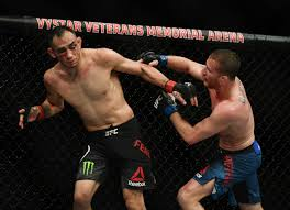 Джастин Гэтжи победил Тони Фергюсона в пятом раунде, UFC 249, комментарий,  видео, фото. Бокс/ММА - MMA - UFC 249 Спорт-Экспресс