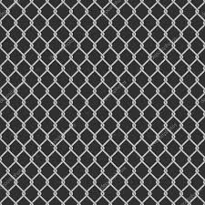 Seamless Metal Chain Link Fence On Black Background Wired Fence Pattern In Shades Of Grey Stylish Repeating Texture Mesh Netting Premium Vector In Adobe Illustrator Ai Ai Format Encapsulated Postscript