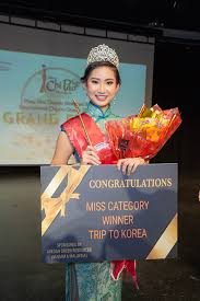 crowned miss chipao msia 2019