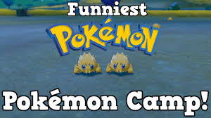 Funniest Pokemon in Pokemon Camp! - Pokemon Sword and Shield - YouTube