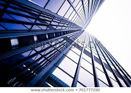 office building close stock photo