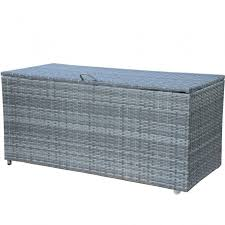 deck box for outdoor storage