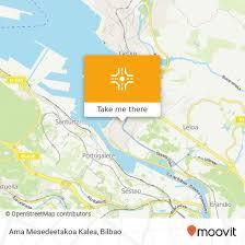 How to get to Ama Mesedeetakoa Kalea and Manuel Smith Kalea in ...