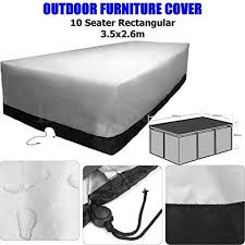 furniture cover built in tighten rope