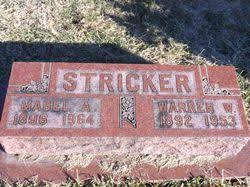 Mabel Adeline Harris Stricker (1896-1964) - Find A Grave Memorial