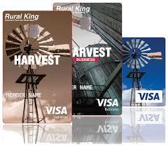 Harvest Card For Business