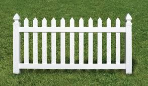 3 Foot Vinyl Level Picket Fence Fairway Architectural Railing Solutions