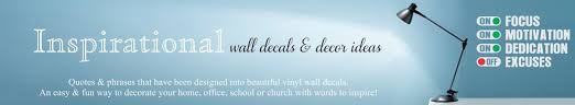 Inspirational Wall Quotes Inspiring Wall Art Decals Large Stencil Decor