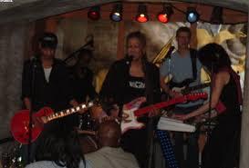 FELICIA COLLINS & THE LIFE @ Sugar Bar - NYC (3/25/05)