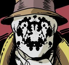 watchmen rorschach superheroes masks