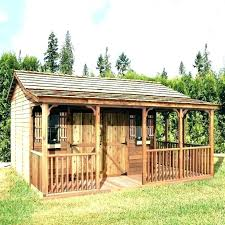 wooden storage shed plans free 2020