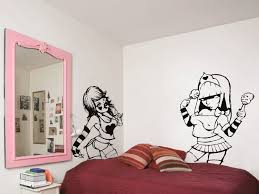 Vinyl Wall Sticker Lollipop By Moustache