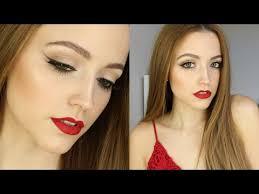 valentine s day makeup tutorial 2016