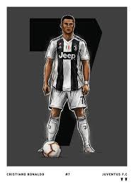 Pasteles De Cristiano Ronaldo Juventus