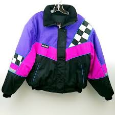 joe rocket womens vtg 90s colorful