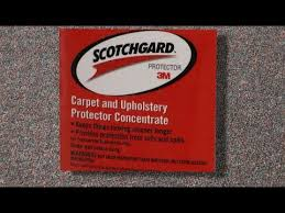 does scotchgard really protect your