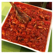 Mackerel Stew - Sisi Jemimah
