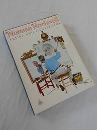 1970 first edition norman rockwell