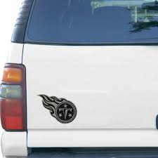 Tennessee Titans Bling Emblem Car Decal