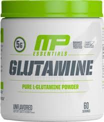 musclepharm glutamine at bodybuilding