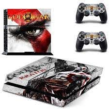 God Of War Ps4 Skin Decal With Free Matching Controller Skins Ps4 Skins Stickers Ps4 Skins Decals God Of War