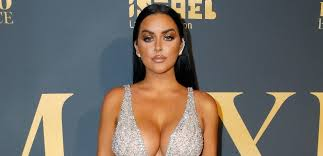 360 degrees overview: Queen Of Curves Abigail Ratchford Sets Instagram On  Fire In Thong Bodysuit