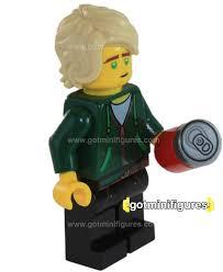 Lego Ninjago Movie Series Lloyd Garmadon Minifigure