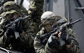 navy seal military weapon gun