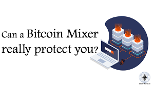 Can a Bitcoin Mixer really protect you?