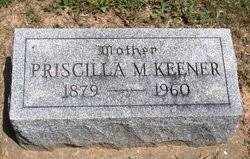 Priscilla May Hartman Keener (1879-1960) - Find A Grave Memorial