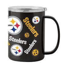 Boelter Pittsburgh Steelers Sticker Ultra Mug Tumbler