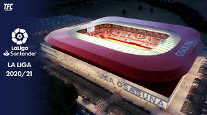 La Liga 2020/21 Stadiums - YouTube