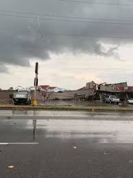 after tornado hits Jonesboro, Arkansas ...