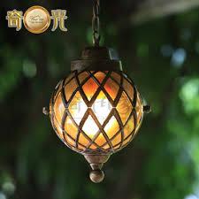 outdoor pendant lamp