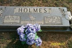 Myrtle Alice Perryman Holmes (1923-2003) - Find A Grave Memorial