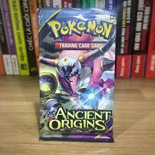 Mua [ẢNH THẬT] Gói bài Pokemon XY Ancient Origins chính hãng SIÊU ...