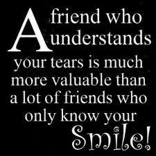 life inspiration quotes an understanding friend inspirational