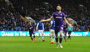 Aaron Wilbraham looking to build on maiden Wanderers goal - News - Bolton  Wanderers