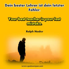 german to english most inspiring famous quotes of all time