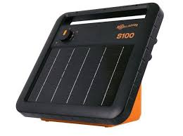 Gallagher S100 Portable Solar Electric Fence Charger Best Price Gallagher Fence Electric Fencing Grazing Supplies Livestock Scales Pasture Management Solutions