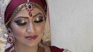 indian bridal eye makeup for small eyes