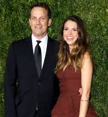 """Dave Itzkoff on Twitter: """"luckily sutton foster and ted griffin got married  just to make this all possible… """""""