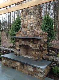 flagstone patio retaining wall