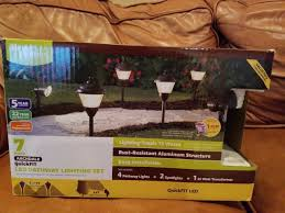 quickfit led landscape light