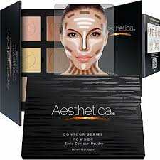 aesthetica cosmetics contour and powder