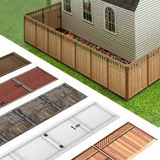 Bk 9000 1 64 Scale Photo Real Fence Kits
